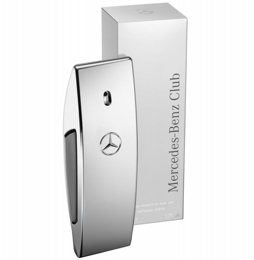 Perfume Mercedes-Benz Club Eau de Toilette Masculino 100ML