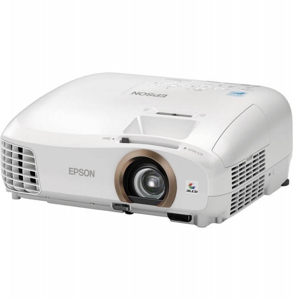 Projetor Epson PowerLite Home Cinema 2045 (RB) Wi Fi 2200 Lúmens HDMI/USB