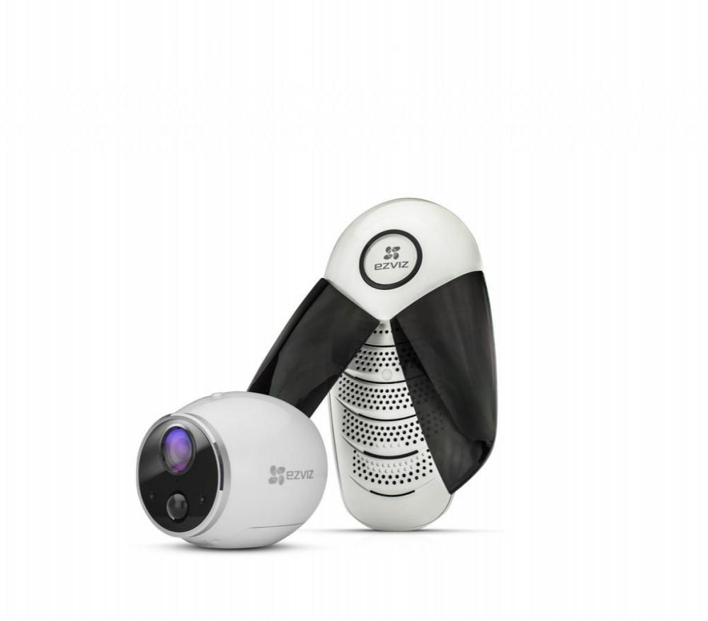 Câmera IP Mini Trooper 720p In-Out EZVIZ CV316