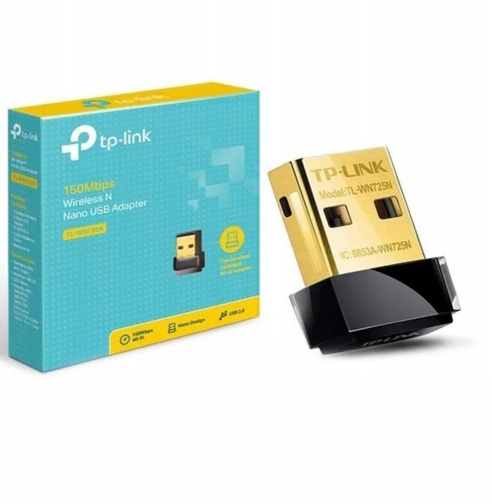 Roteador Wifi USB Tp-Link TL-WN725N 150Mbps