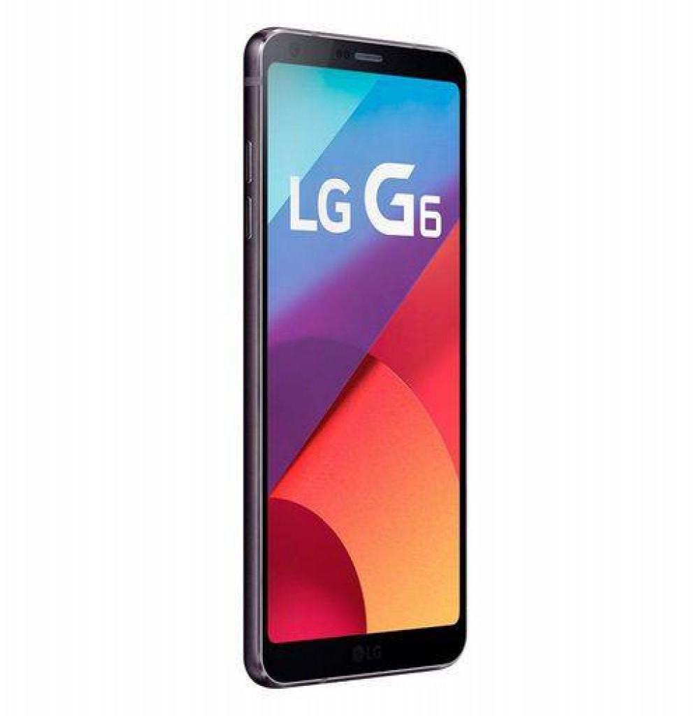 Celular LG G6 H870 32GB LTE 1 Chip Preto