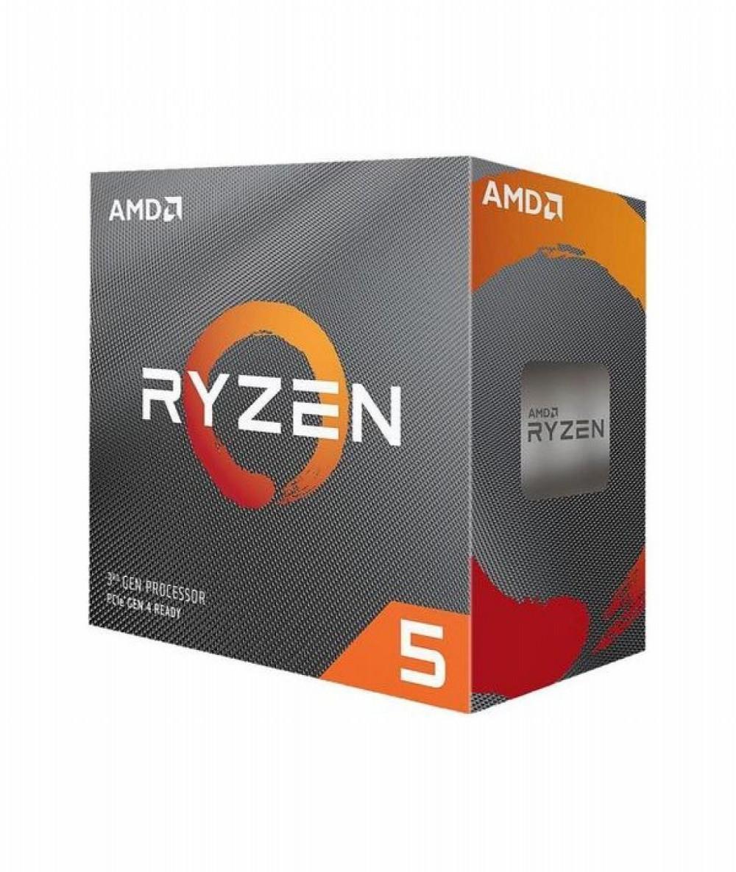 Processador AMD AM4 Ryzen R5-3600 3.6GHZ 35MB