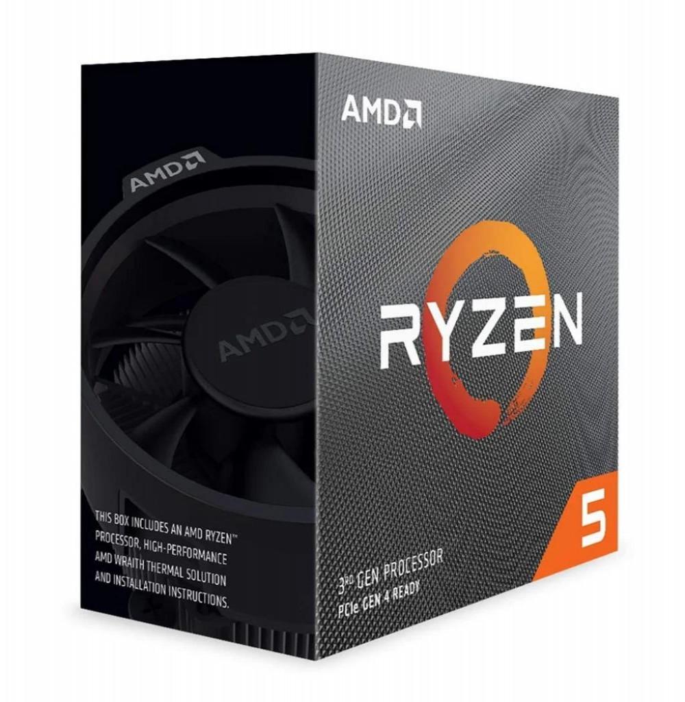 Processador AMD AM4 Ryzen R5-3600X 3.8GHZ 35MB