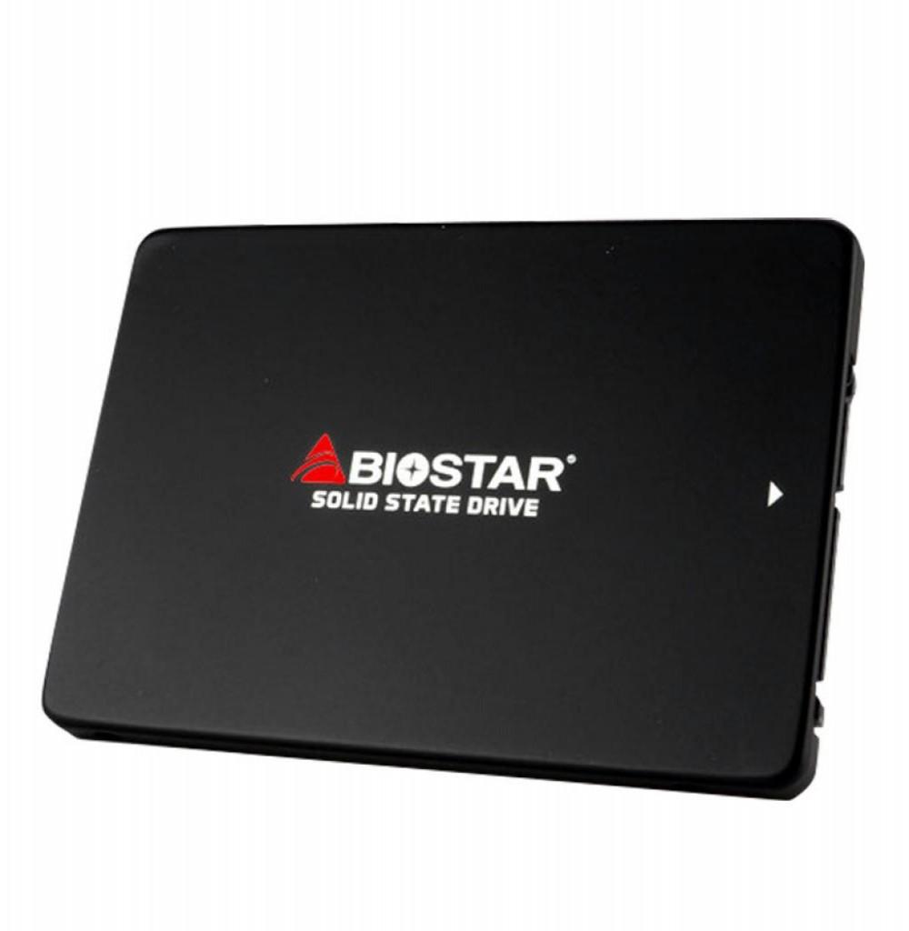 """HD SSD SATA3 256GB 2.5"""" Biostar S120 256GB"""