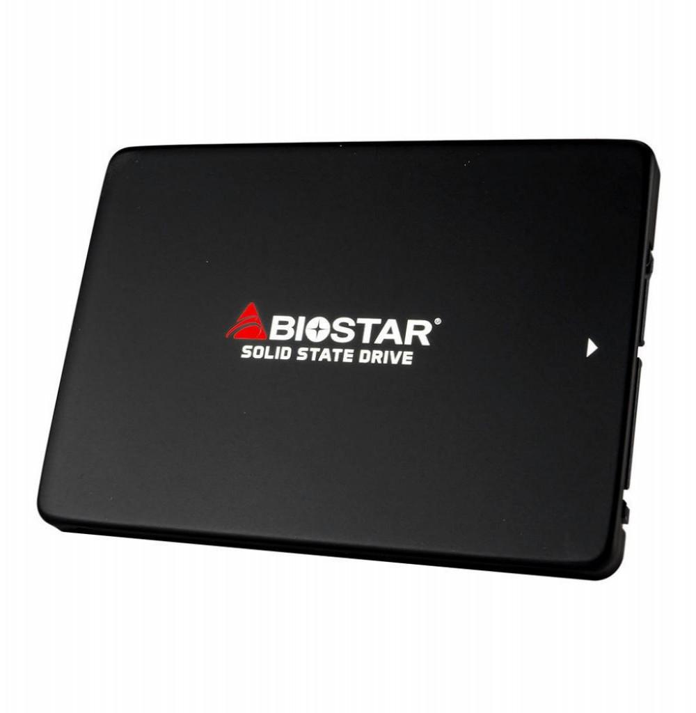 """HD SSD SATA3  512GB 2.5"""" Biostar S120-512GB"""