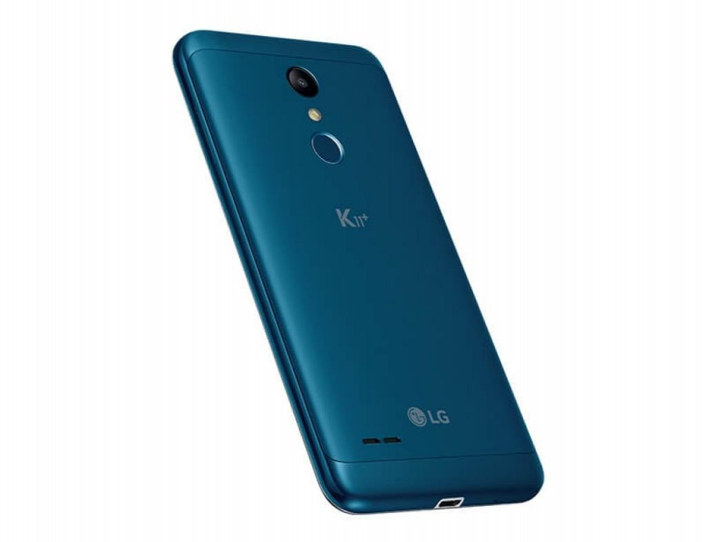 Celular LG K11+ LMX410FCW 32GB Dual Azul