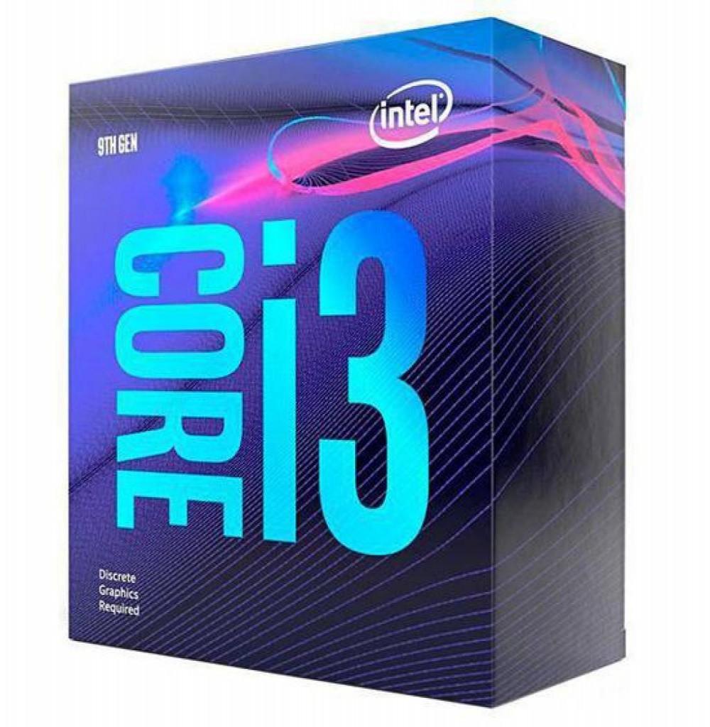 Processador Intel Core I3 9100 3.60GHZ 6MB 1151 9 Geração
