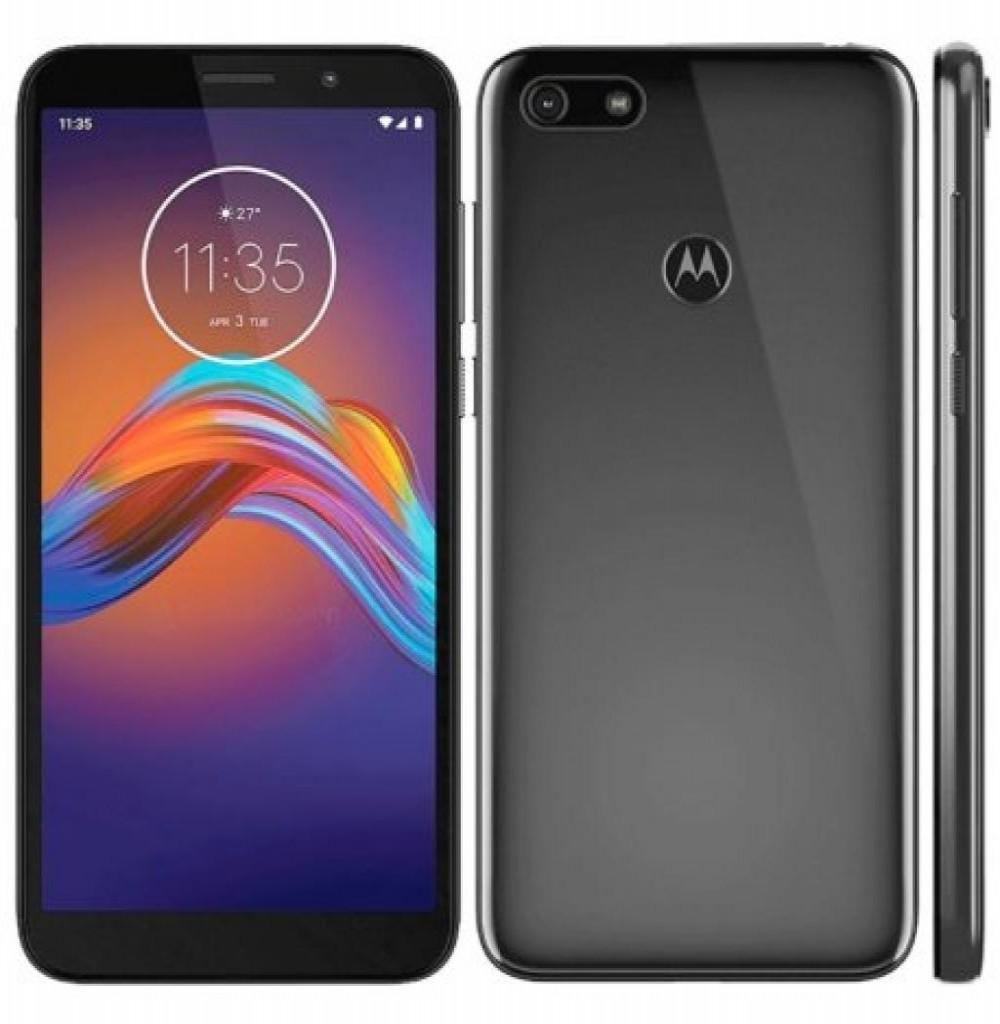Celular Motorola E6 Play XT-2029-1 DS 32GB Preto