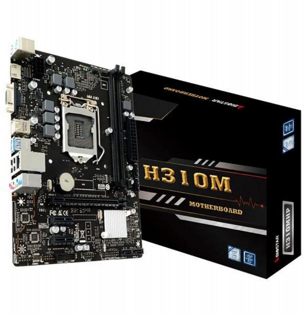 Placa-Mãe Intel (1151) Biostar H310MHP