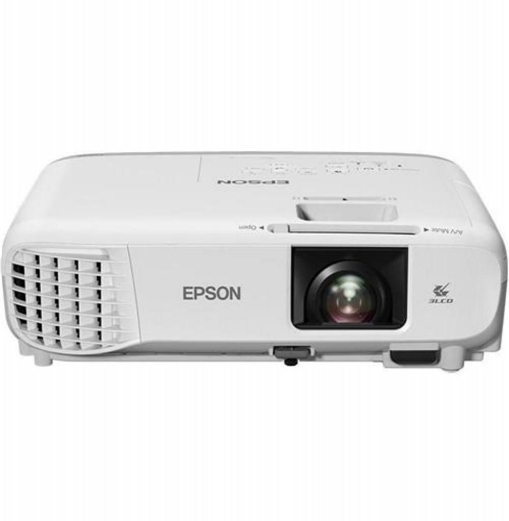 Projetor Epson X39 3500 Lumens HDMI