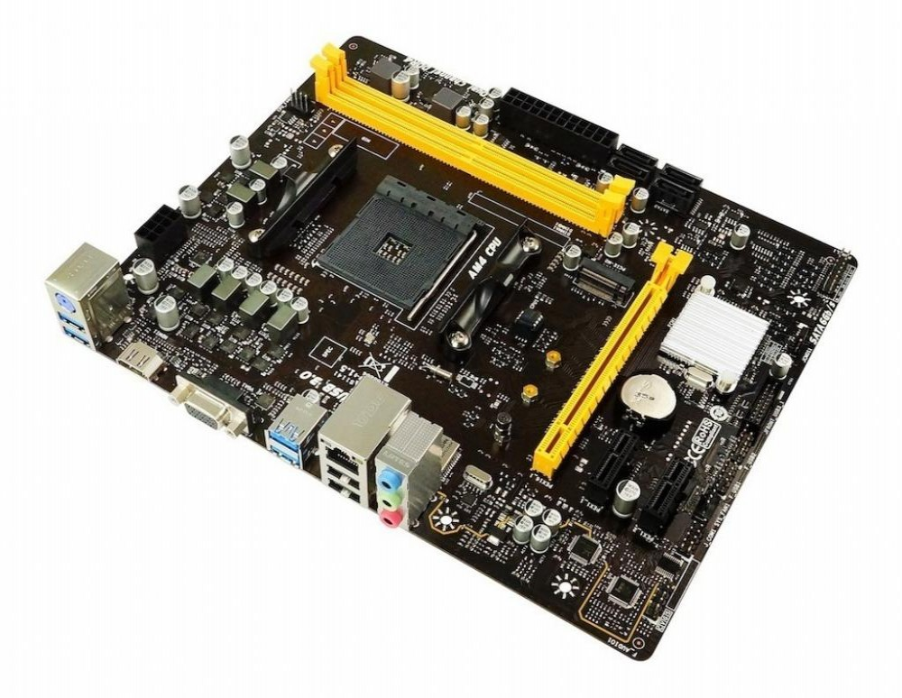 Placa-Mãe Biostar B450MH AMD (AM4)