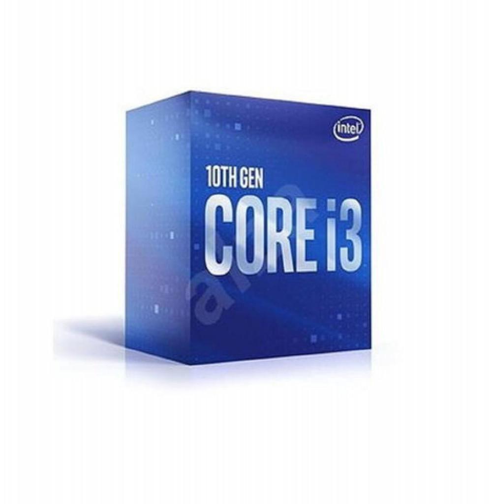 Processador Intel Core I3 10100 3.60GHZ 6MB 1200 Com Cooler