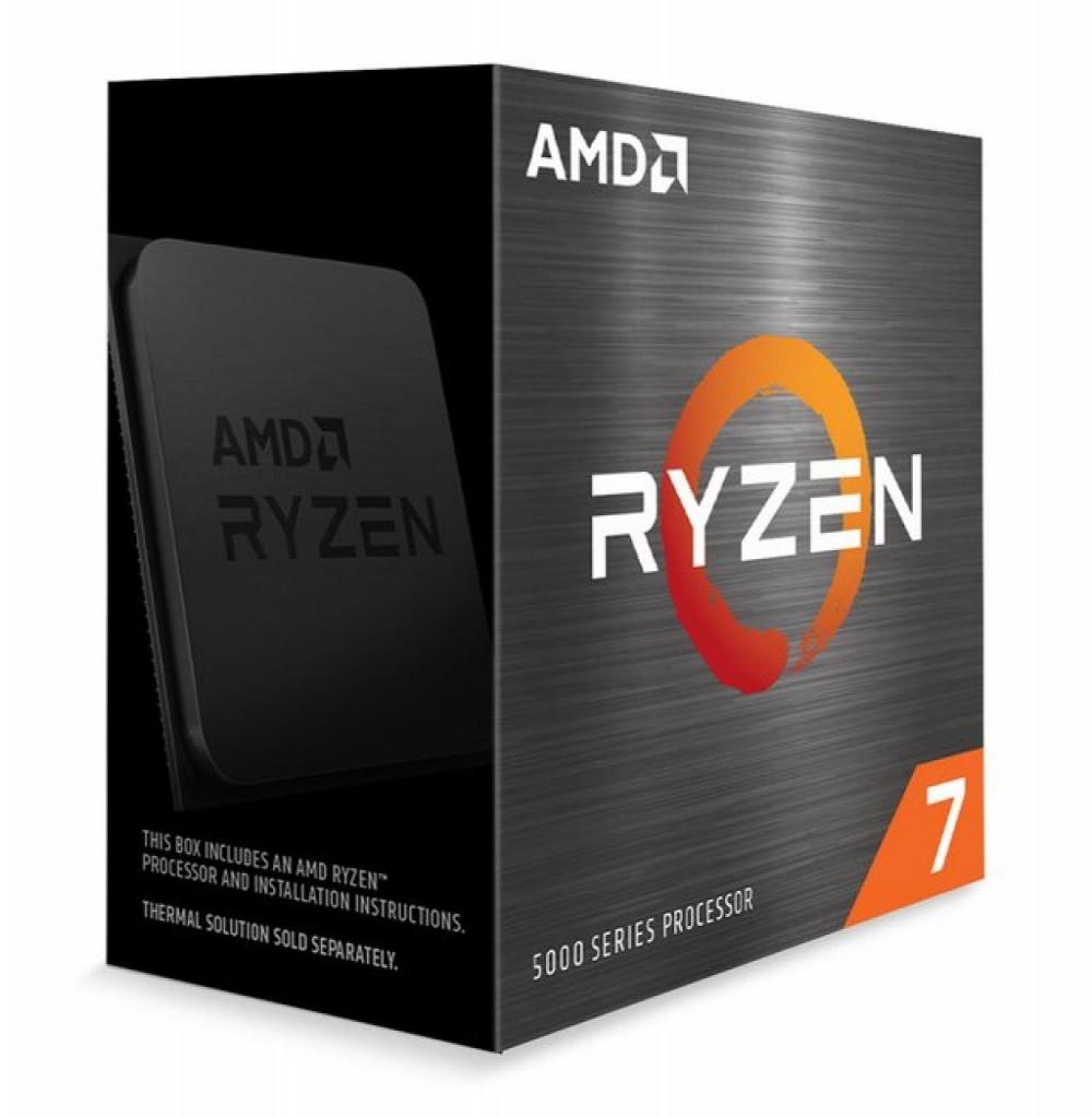Processador Ryzen R7-5800X 3.8GHZ 36MB AMD AM4