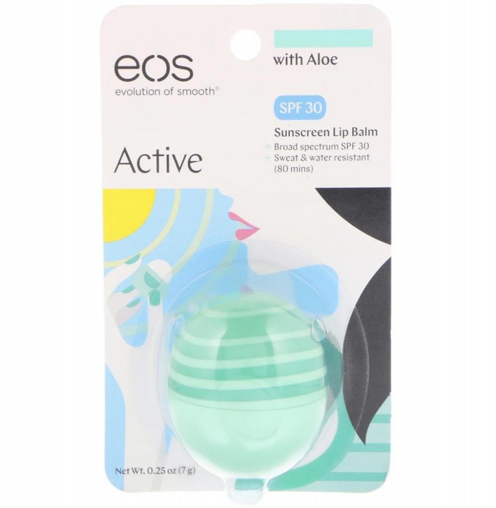 Bálsamo Eos Active Protect Aloe SPF 30