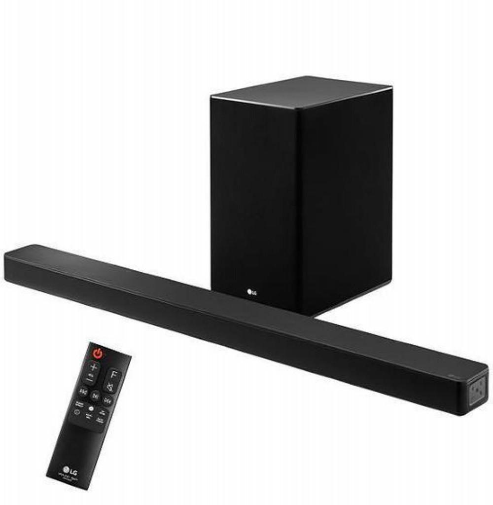 Caixa de Som LG Soundbar 2.0 SK8 360W Bluetooth Bivolt